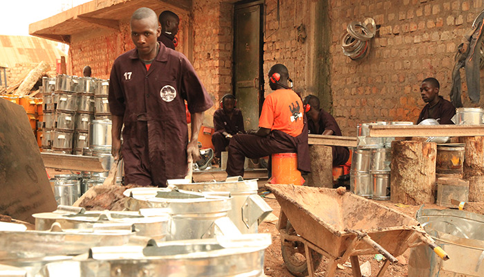 "In 2009, Ugastove became the first ""improved cookstove project"" registered with the Gold Standard (GS) for Voluntary Emission Reduction (VER)."