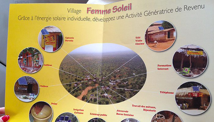 "Through its ""Femme Soleil"" program, Bati Africa NGO wishes to provide sustainable energy to mothers in isolated areas so that these women can pursue income-generating activities."
